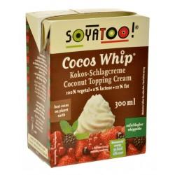 Crème de coco pour crème fouettée végétale - 300 ml