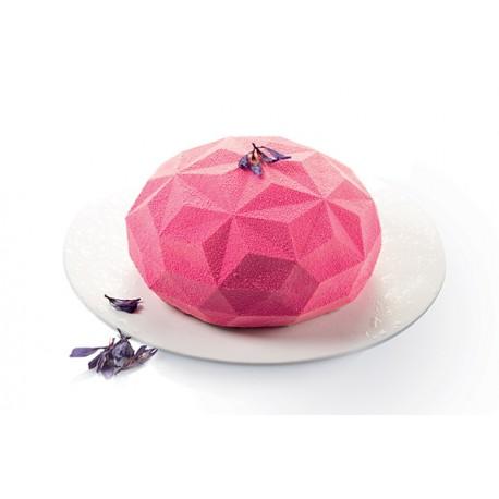 """Moule en silicone """" Sphère géométrique"""""""
