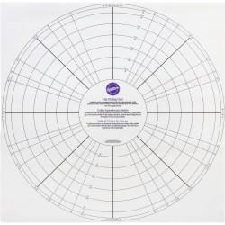 Tapis de travail gradué - 50,8 x 50,8 cm