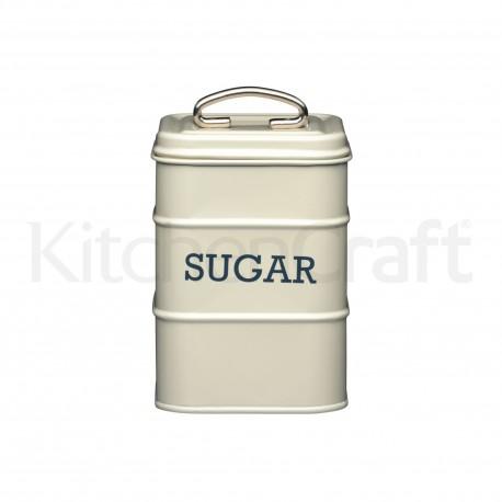 Boîte à sucre en métal