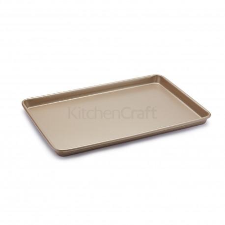 Plaque de cuisson anti-adhésive - 39 x 27 cm