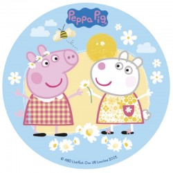 "Disque comestible ""Peppa Pig"""