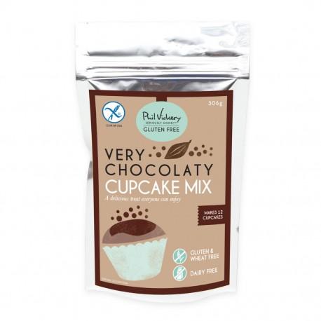 Préparation pour cupcakes au chocolat sans gluten - 306 g