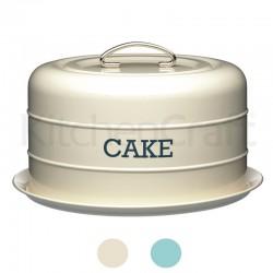 Boîte à gâteau en acier - 28 x 18 cm