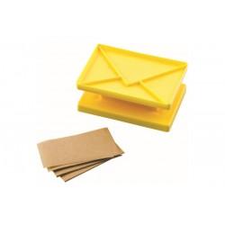 """Emporte-pièce """"Tu as du courrier"""""""