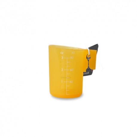 Mini pot gradué en silicone - Différentes couleurs