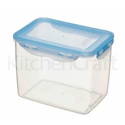 Boîte de conservation rectangulaire en plastique - Différentes tailles
