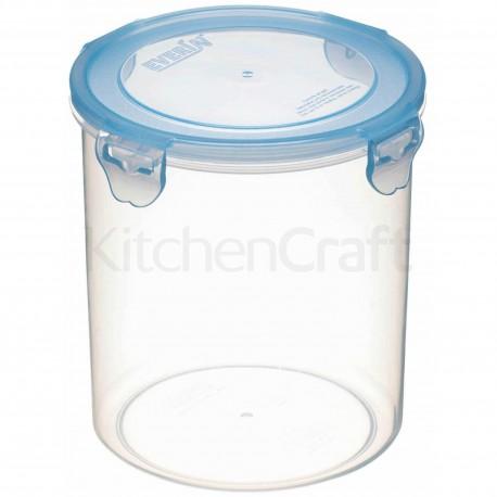 Boîte de conservation ronde en plastique - Différentes tailles