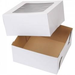 Boîte à gâteaux ou cupcakes - 30 x 30 cm