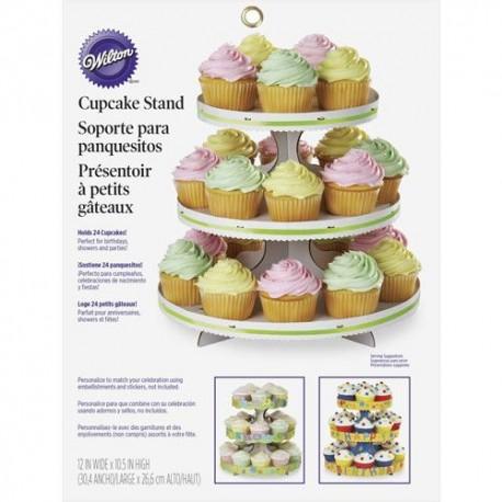 Présentoir à cupcakes personnalisable