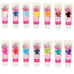 Colorant alimentaire en gel - Différentes couleurs