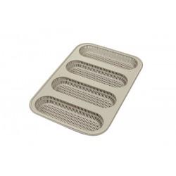 Moule en silicone mini baguettes