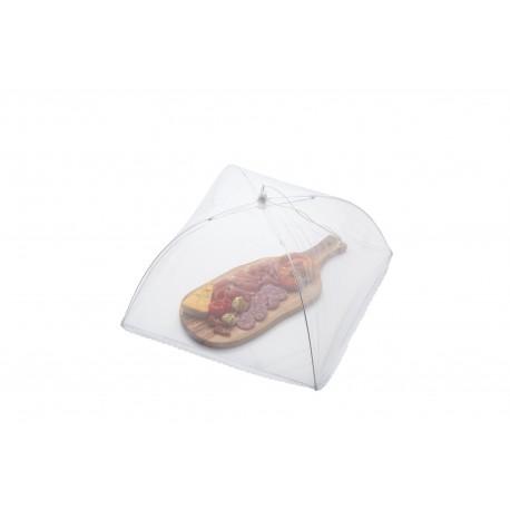 """Cloche à gâteau """"Parapluie blanc"""""""