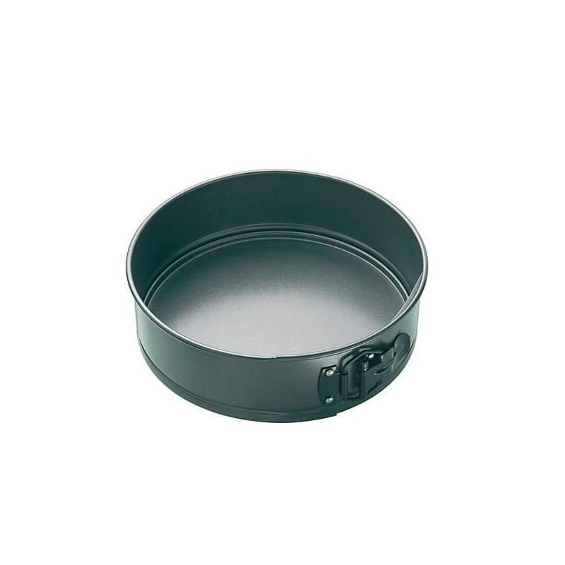 moule charni re rond 23cm master class g teaux et p tisseries moules f erie cake. Black Bedroom Furniture Sets. Home Design Ideas