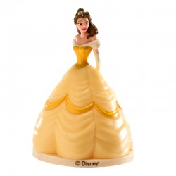 Figurine Belle sur socle
