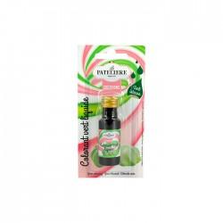 Colorant alimentaire naturel liquide vert - 20 ml