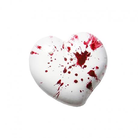 """Moule à gâteau en silicone """"coeur"""""""