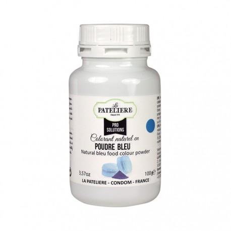 Colorant alimentaire naturel Bleu en poudre - 100 g