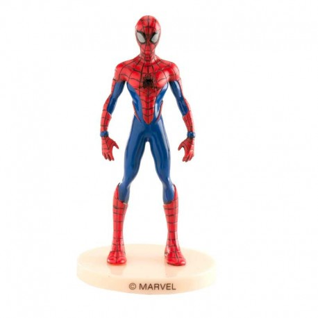 Figurine Spider-Man sur socle