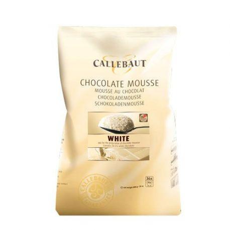 Prépaparation pour mousse au chocoalt blanc