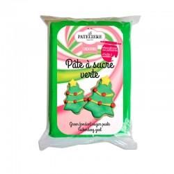 Pâte à sucre verte 250 g