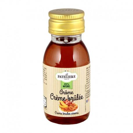 Arôme naturel Crème brûlée 60 ml