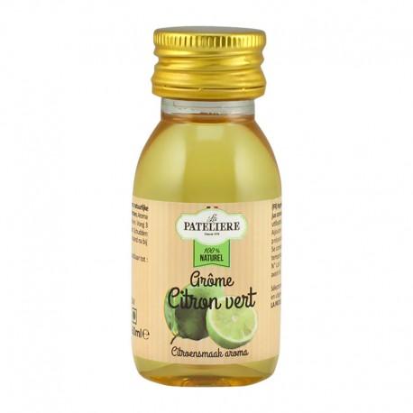 Arôme naturel Citron vert 60 ml