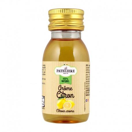 Arôme naturel Citron 60 ml