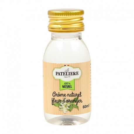 Arôme naturel de fleur d'oranger 60 ml