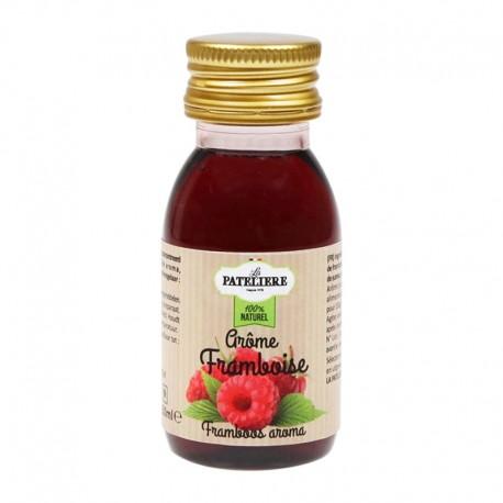 Arôme naturel Framboise 60 ml