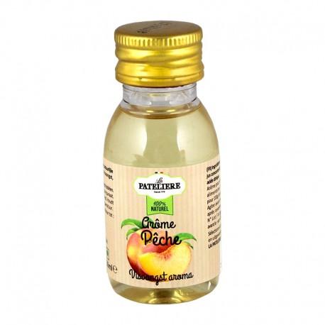 Arôme naturel Pêche 60 ml