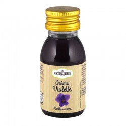 Arôme alimentaire naturel Violette - 60 ml