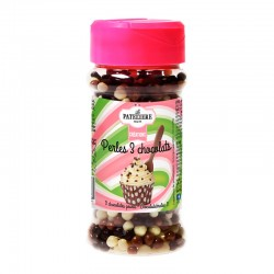 Perles 3 chocolats 45 g