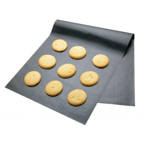 Feuille de cuisson antiadhésive réutilisable