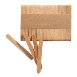 100 mini Bâtonnets en bois