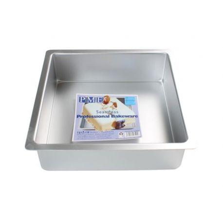 Moule à gâteaux carré - 30,5 x 30,5 x 7,4 cm