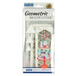 """Set de 3 emporte-pièce patchwork """"Triangle"""""""