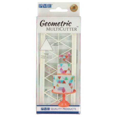"""Emporte-pièce patchwork """"Triangle"""" - S"""