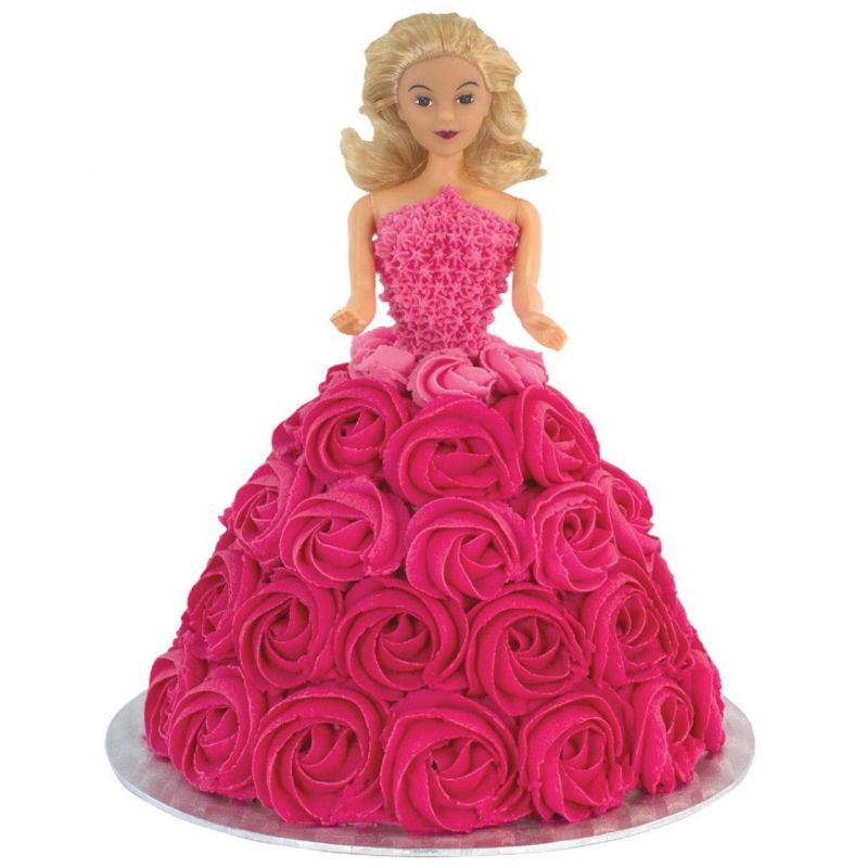 moule g teau petite robe de princesse. Black Bedroom Furniture Sets. Home Design Ideas