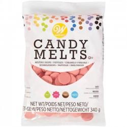 Candy Melts Wilton 340 g - Rose Foncé