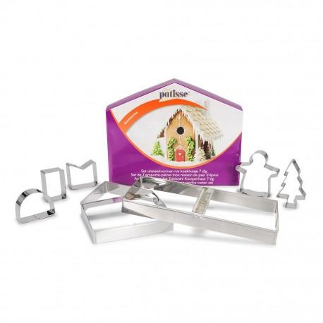 kit d 39 emporte pi ces pour maison en pain d 39 pice. Black Bedroom Furniture Sets. Home Design Ideas