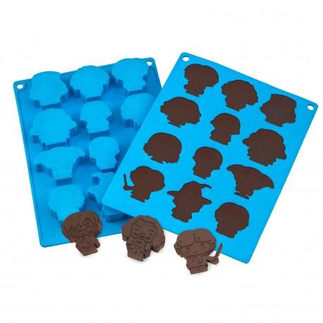Moules A Chocolats Kawaii Harry Potter