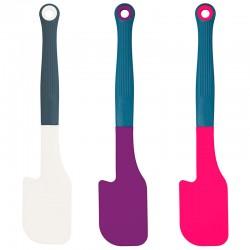 Spatules maryses en silicone 30 cm - Différentes couleurs