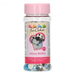"""Mélange sprinkles """"Galaxie"""" - 50 g"""