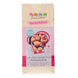 Mix pour cupcakes sans lactose - 500 g