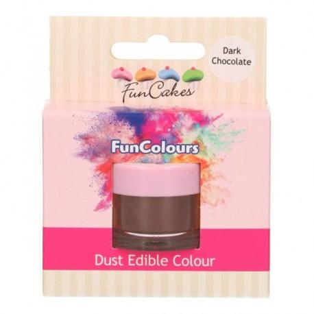 """Poudre comestible """"Funcolours Dust"""" - Différentes couleurs"""
