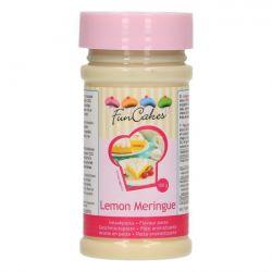 Pâte aromatisante au citron meringué - 100 g