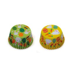 """36 caissettes à cupcakes standard """"Lapin"""""""