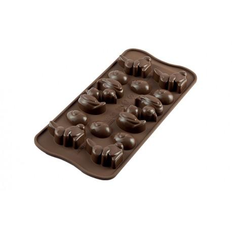 """Moule à chocolat """"printemps"""""""