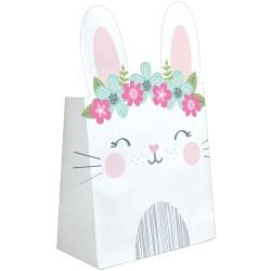 8 sachets lapins de Pâques